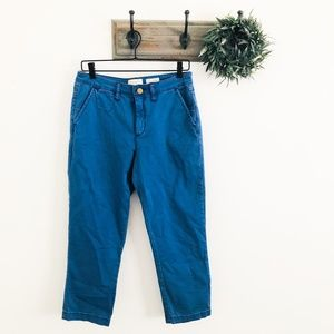 Chino by Anthropologie Blue Slim Pants 29